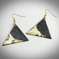 boucles triangulaires polymère