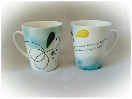 duo mugs arabesques