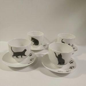 tasses chats